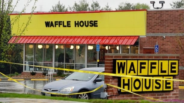 Travis Reinking allegedly killed four people in a rampage at an Antioch, Tennessee Waffle House.