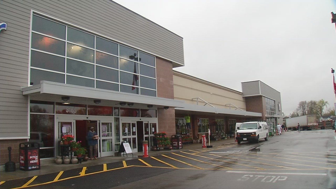 A ribbon cutting is planned for April 25, 2018, for a grand reopening of the Kroger on South Second Street.
