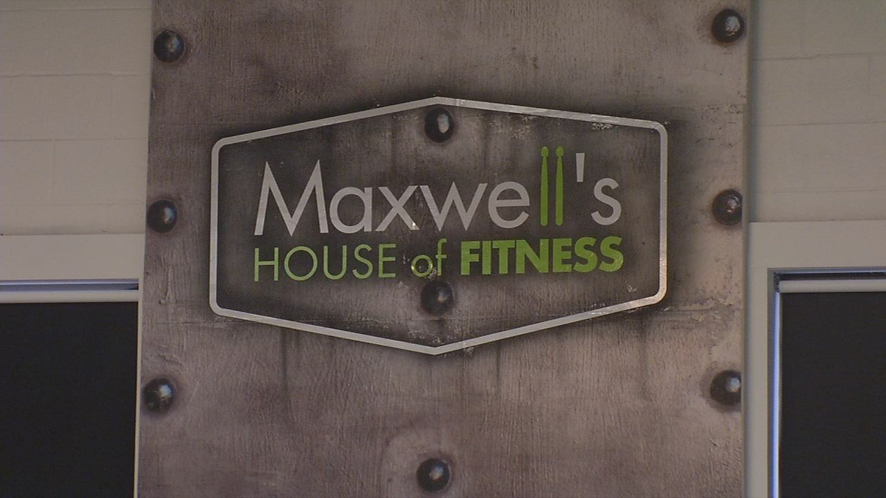 Maxwell's House of Fitness lets you work out to a beat.