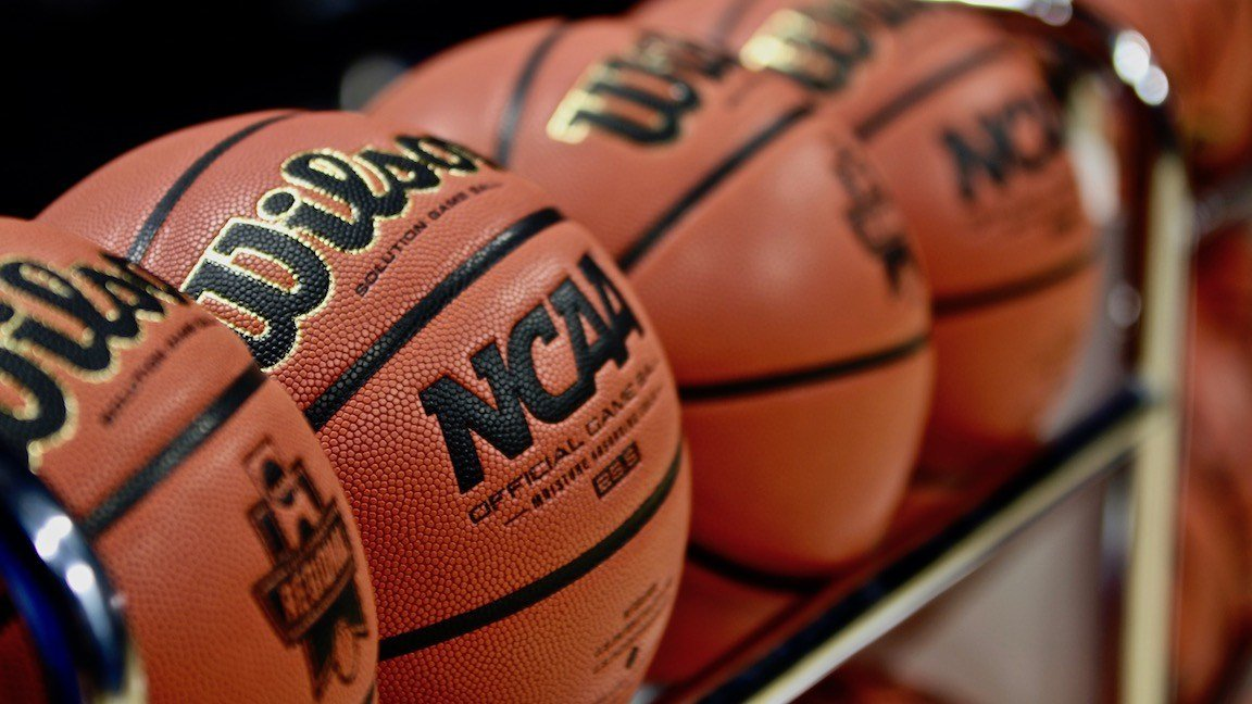 What comes after commission's report on college basketball?