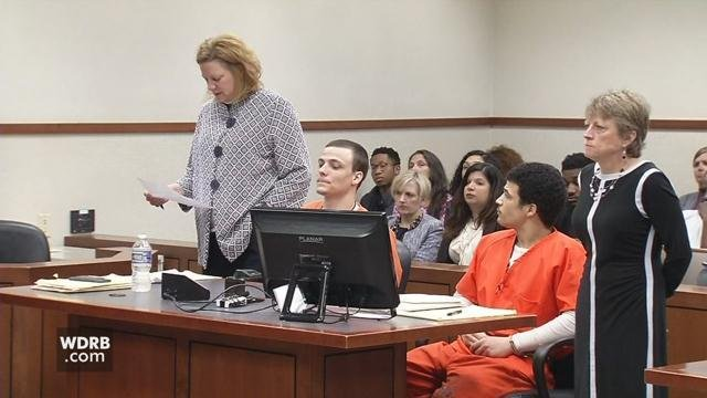 Aron Ballard and Anthony Foster were sentenced for a shooting in 2016 that left a woman dead and her boyfriend seriously injured.