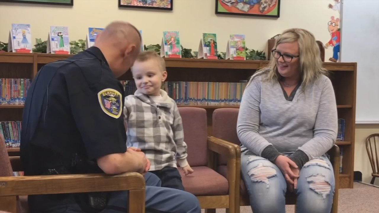 Brantley Taber from Indiana, is battling a rare cancer for the third time. At just six years old, he has maxed out his lifetime doses of chemotherapy and is now trying trial drugs to treat his cancer.