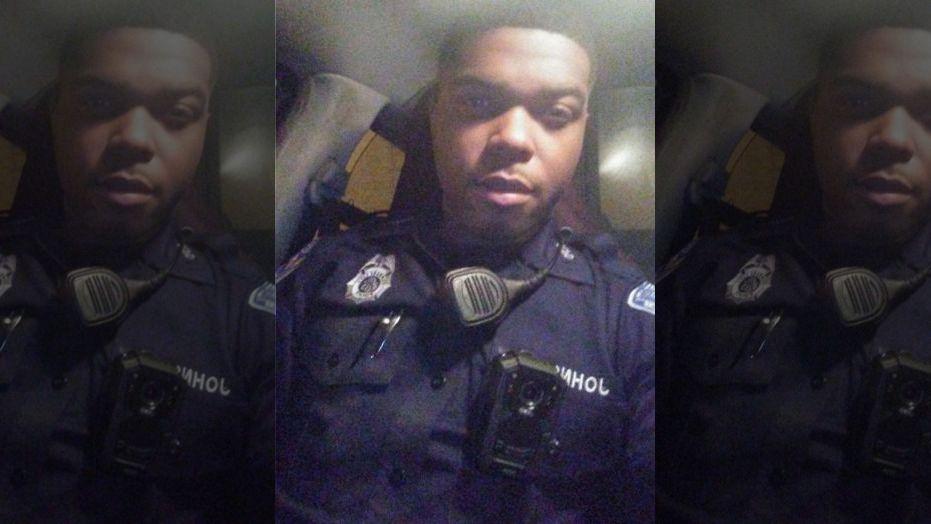 Officer Oliver Johnson, Jr. (Image Courtesy: Fox News)