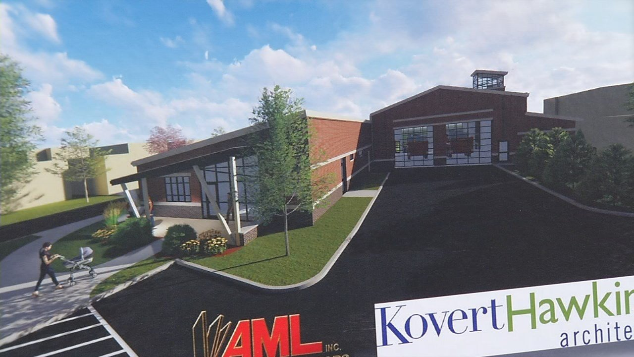It will house an up-to-date dispatch center, a decontamination room and a physical fitness center for the firefighters.