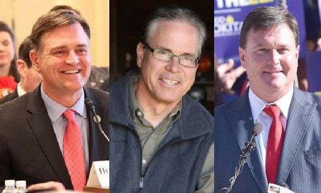 Indiana's GOP primary for the U.S. Senate is very negative between Luke Messer, Mike Braun and Todd Rokita.