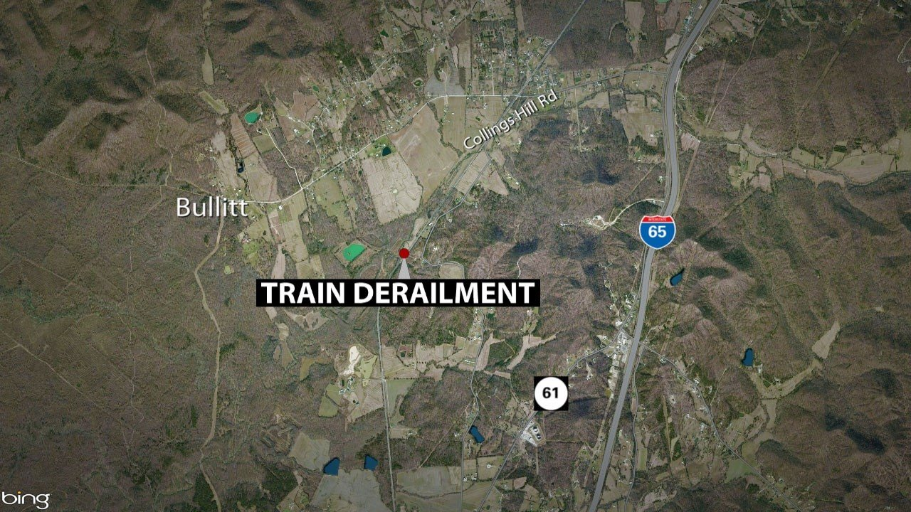Bullitt County dispatch says it happened at2141 Collings Hill Road, near Belmont Road, which is north of Lebanon Junction.