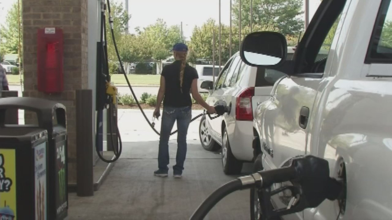 April gas prices reach highest mark in almost  four years