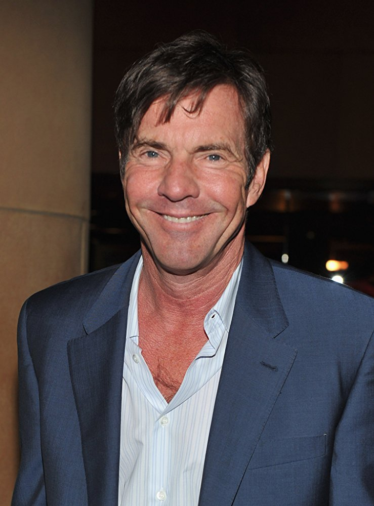 Dennis Quaid is on the guest list to attend this year's Unbridled Eve Gala.
