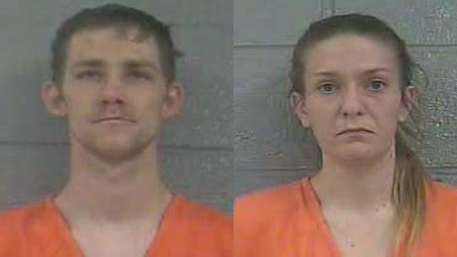 Michael Chilton and Tracey Rogers (Source: Bullitt County Detention Center)