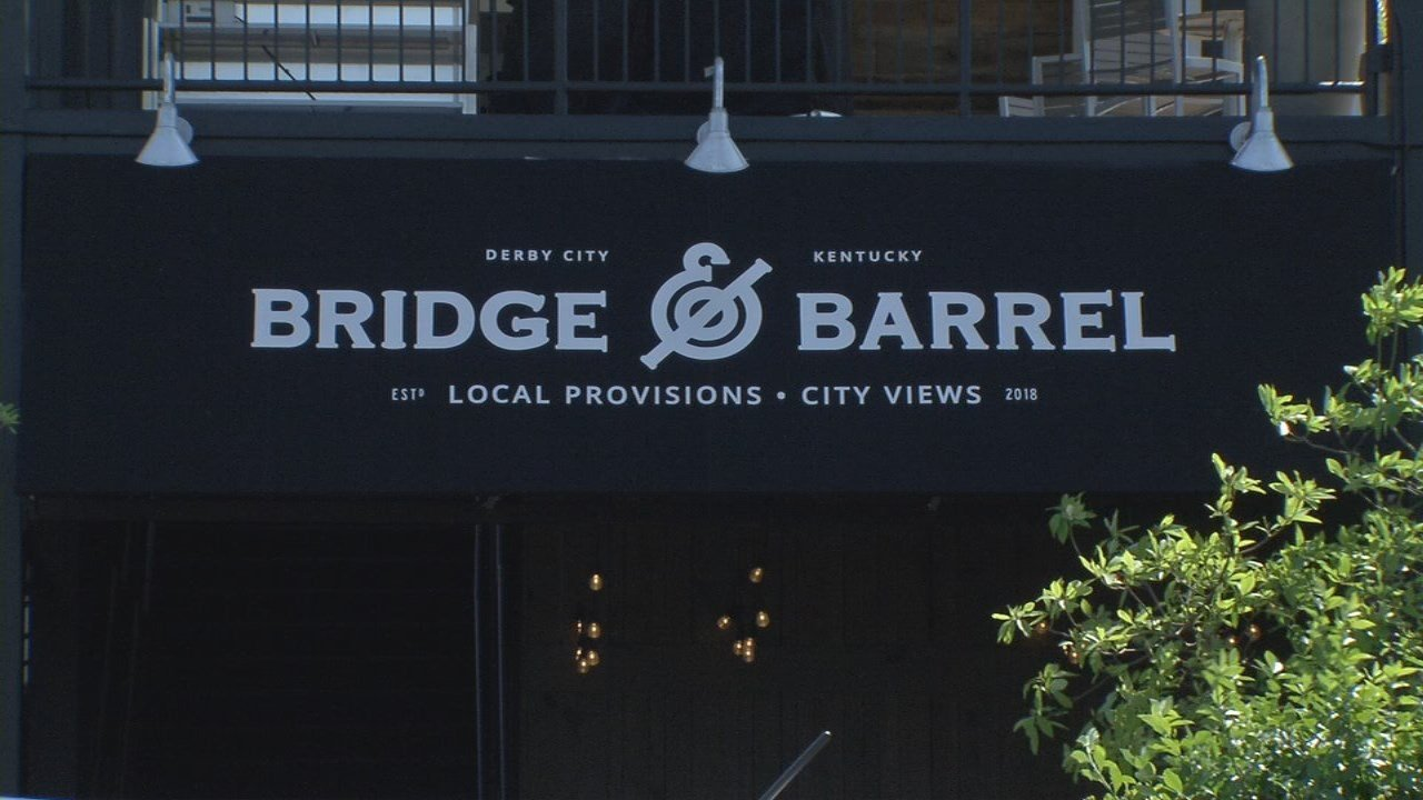 The space that once held the Bristol Bar &Grille in Jeffersonville didn't stay empty for long.