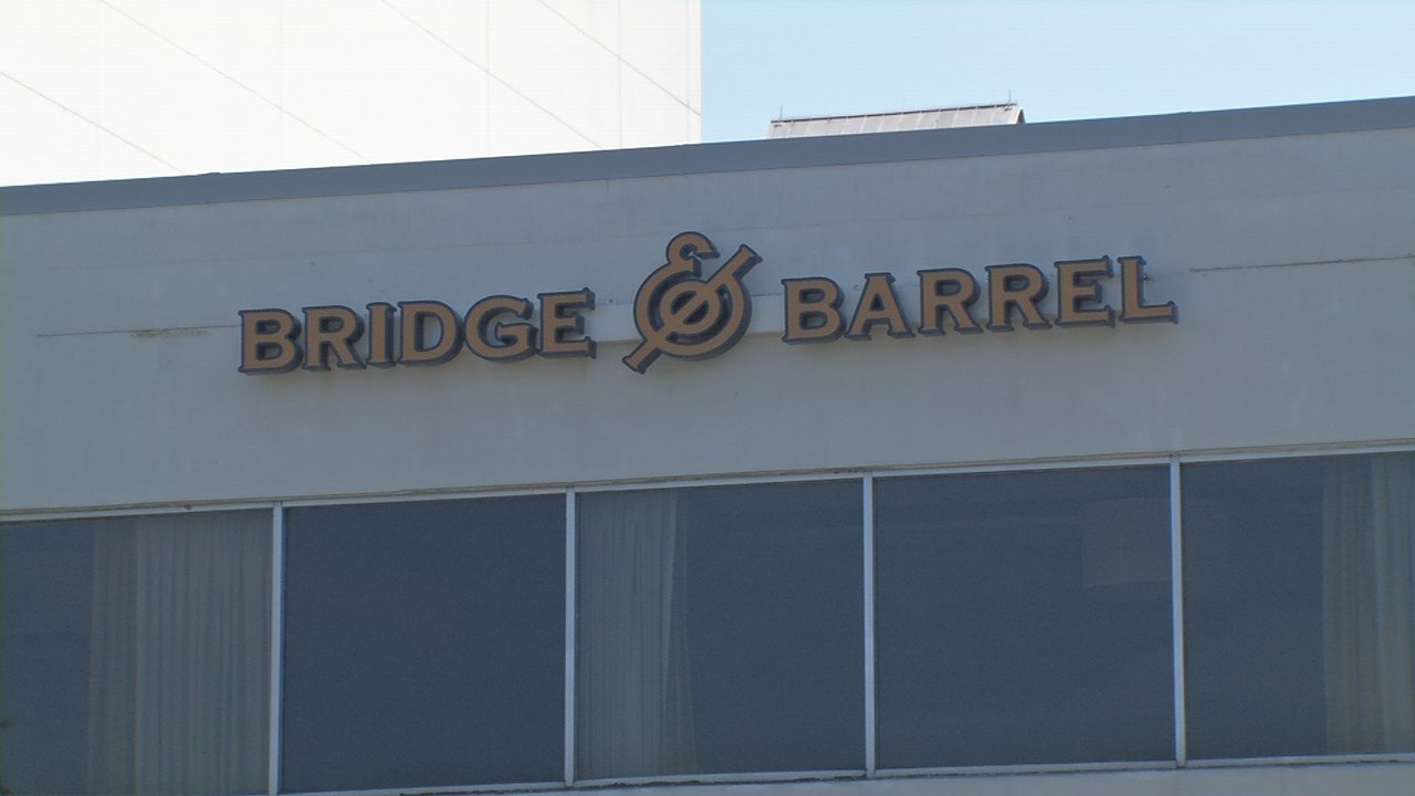 Bridge and Barrel is open from 11 a.m.to 10 p.m. every day.