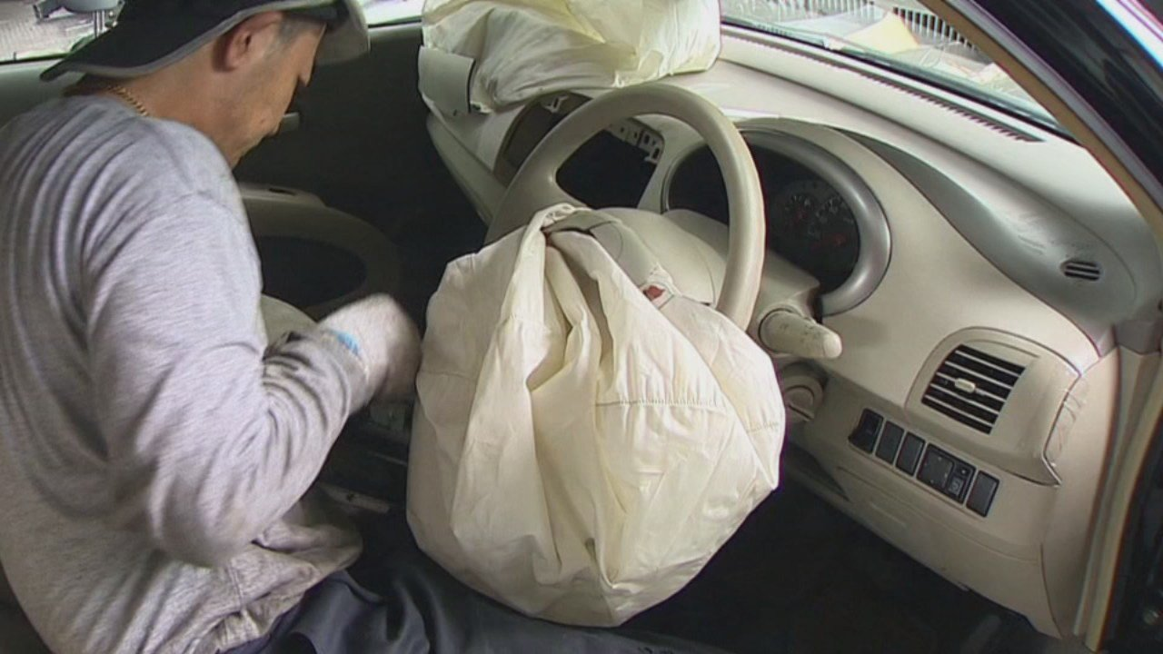 The U.S. Department of Transportation is again urging owners of vehicles with defective Takata air bags to seek repairs immediately.