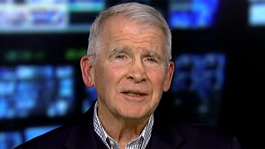 Retired Marine Lt. Col. Oliver North poised to be next NRA president.