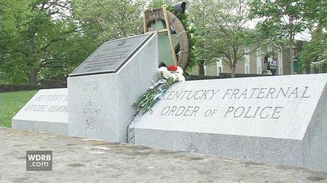 Fraternal Order of Police memorializes officers who died