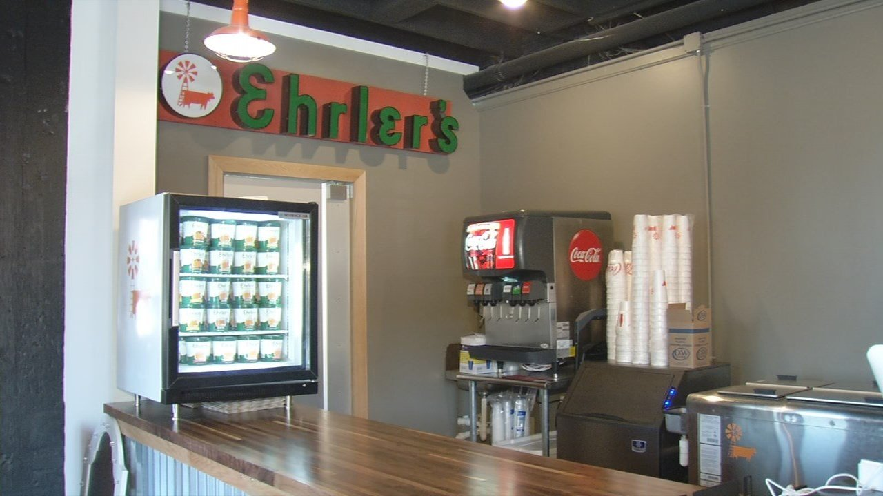 Ehrler's is opening a new ice cream shop on Main Street in downtown Louisville in mid-May.