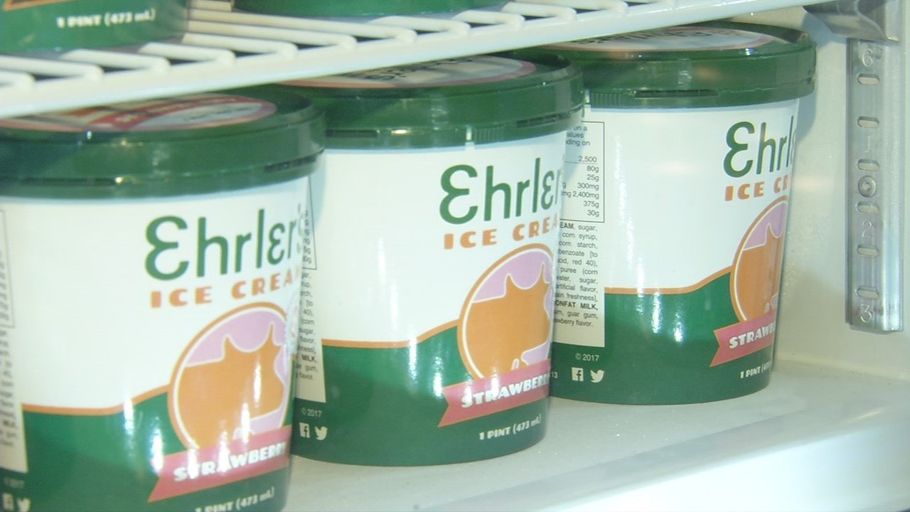 Ehrler's is set to open on Main Street on May 19.