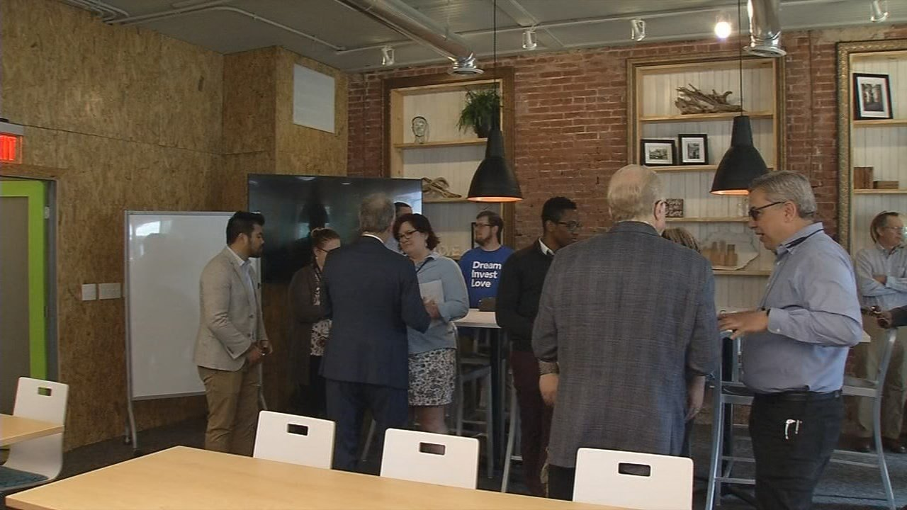 Google Fiber partnered with Love City to create the incubator program and build a tech center to support it.