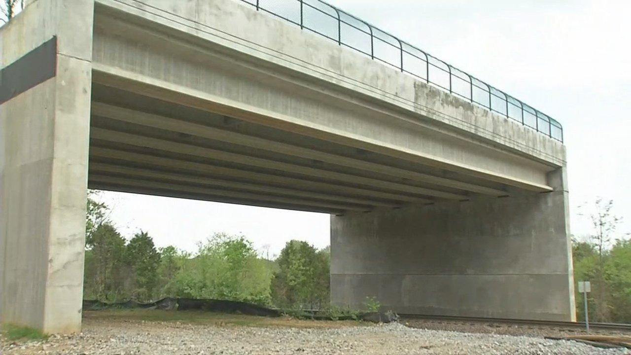 Right now the new Urton Lane Bridge is a bridge to nowhere, but it could soon mean economic prosperity for southeastern Jefferson County.