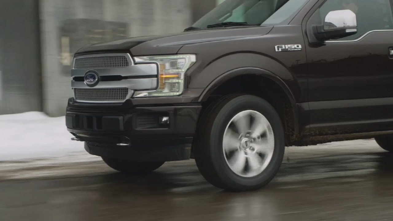Ford is suspending production of F-150 trucks.