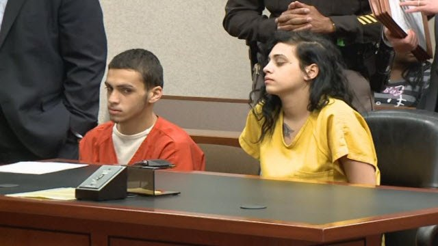Fahed Abu Diab and his sister, Fatima Abu Diab, accepted a plea deal in the death of Canadian tourist Scott Hunter on May 2, 2015.
