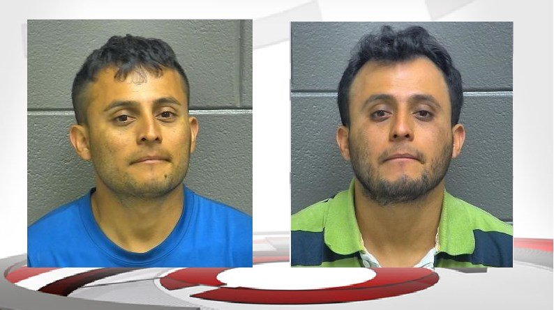 Isaias Cabrera and his twin brother Rene Cabrera face child porn charges.