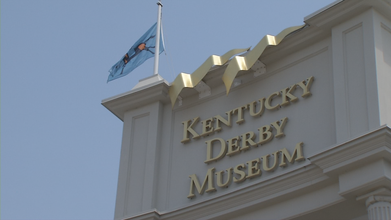 The Kentucky Derby Museum expansion is the first upgrade since the 2009 flood.