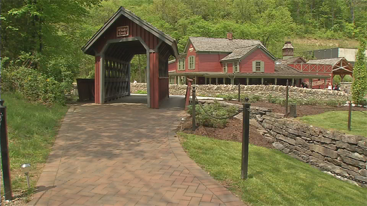 Marion County is moving ahead with a 30-year tax break for Maker's Mark Distillery.
