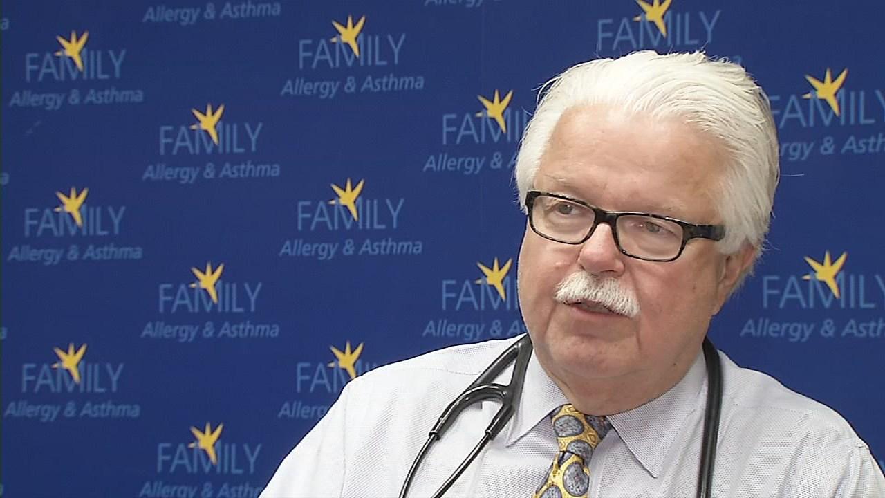 Dr. James Sublett of Family Allergy & Asthma