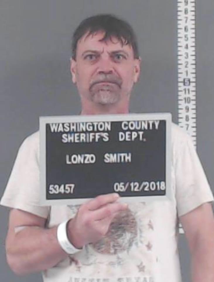 Lonzo Smith II (Image Source: Washington County, Indiana Sheriffs Department Face page)