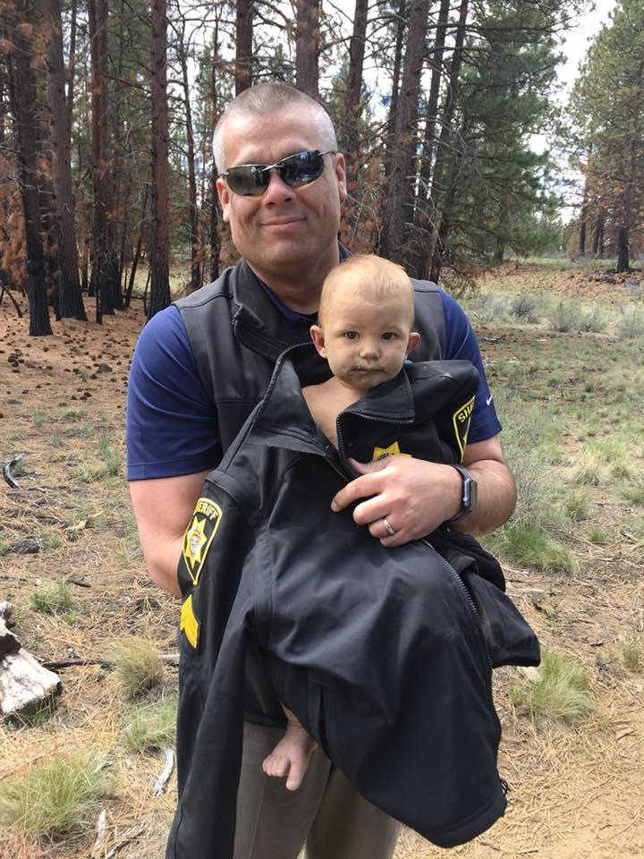 Photo courtesy: Deschutes County Sheriff's Office / Facebook
