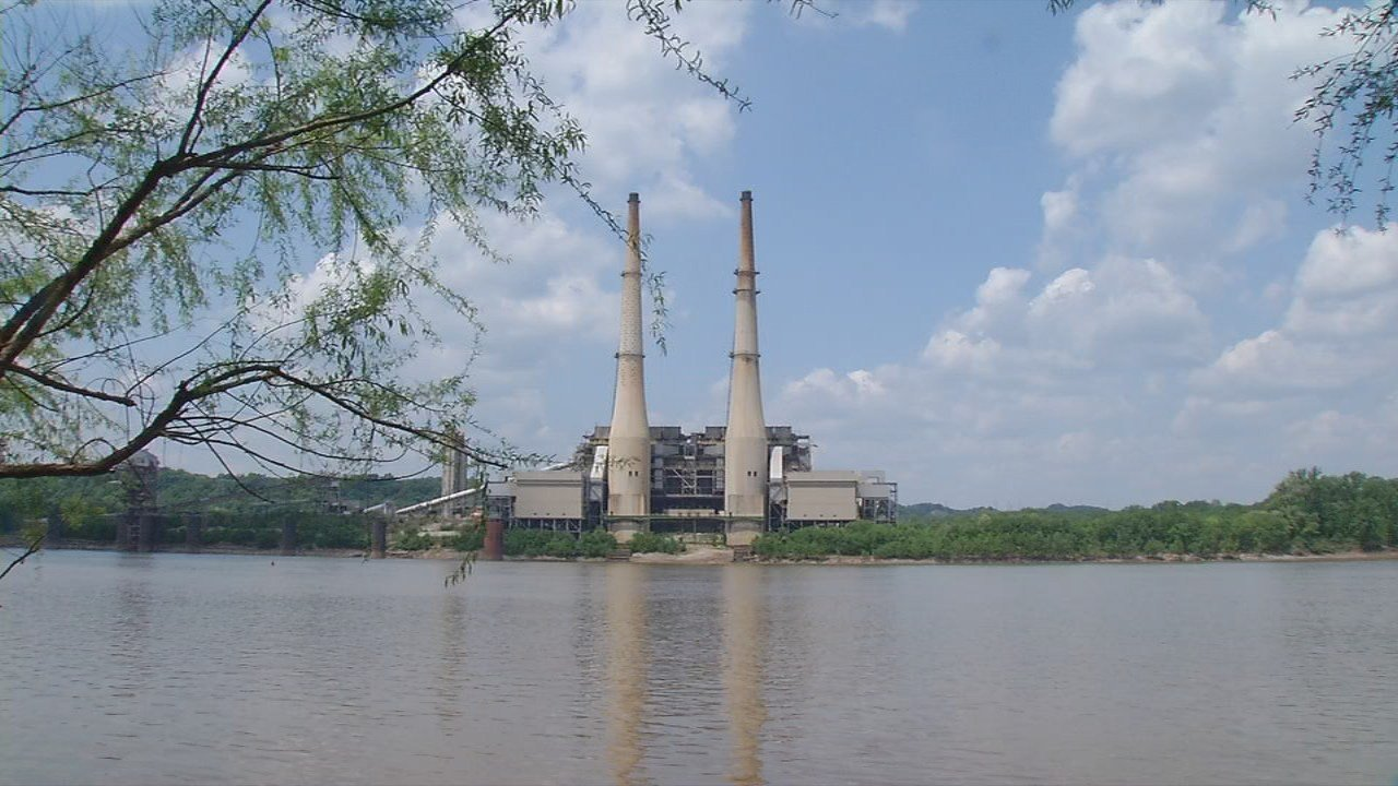 A worker was killed on May 14, 2018, at this Duke Energy plant off Hwy. 111 in New Albany, Indiana.