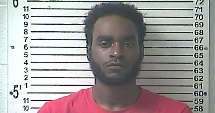 Domonique Parker (Image Source: Hardin County Detention Center)