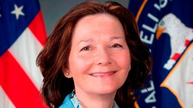 Gina Haspel Addresses CIA After Being Sworn in as Director