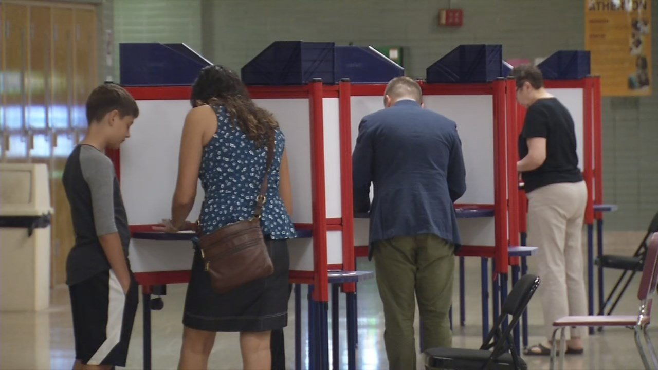 Polls open in Kentucky primary