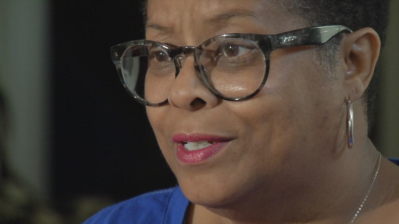 5th Dist. Democratic Metro Council nominee Donna Purvis