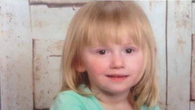 Charlee Campbell was found alive Friday evening after she had been missing for more than 32 hours.