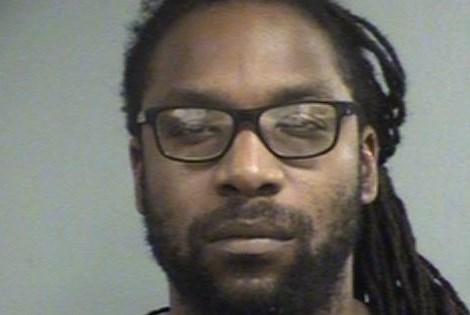 Lemar Montgomery (Image Source: Louisville Metro Corrections)