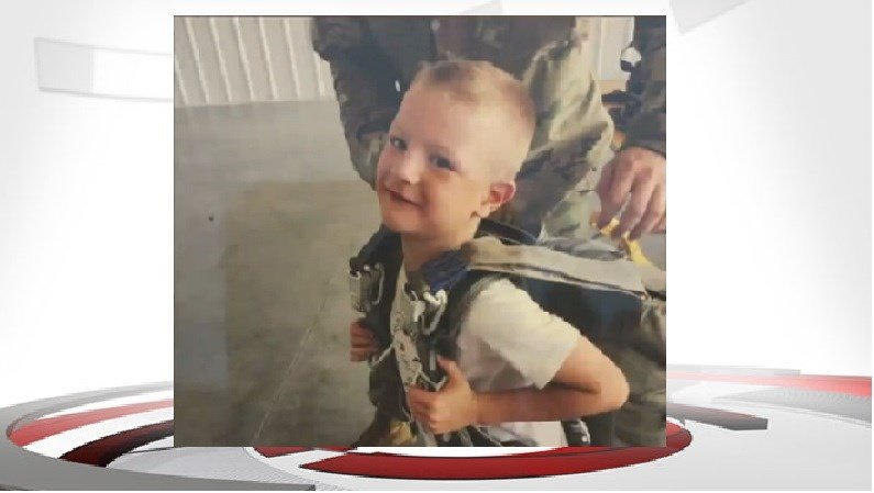 Six-year-old Brendan Sperry (Courtesy Fox 59)