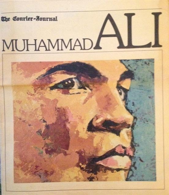 Muhammad Ali section