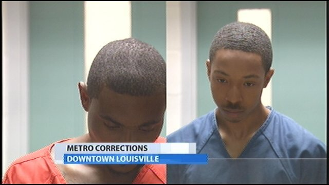 Quentin Wilson and William Smith (WDRB file)
