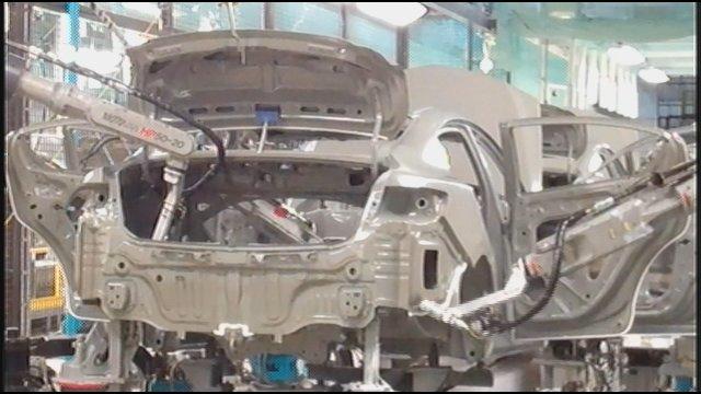 Indiana Honda Plant Begins Making Acura Hybrid Wdrb 41