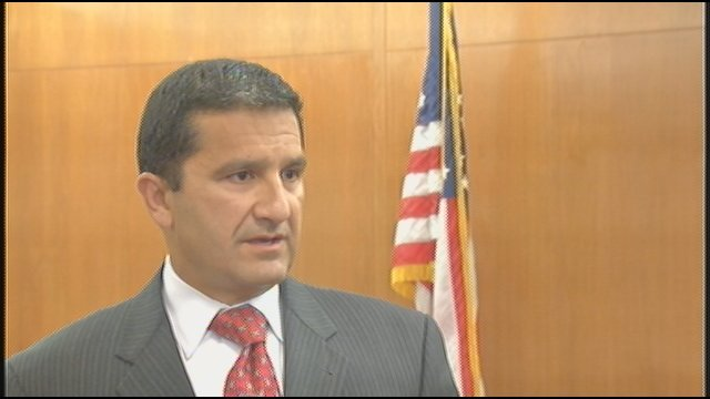 Floyd Co. Prosecutor Keith Henderson