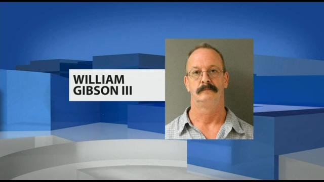 William Clyde Gibson (source: Floyd County Jail)