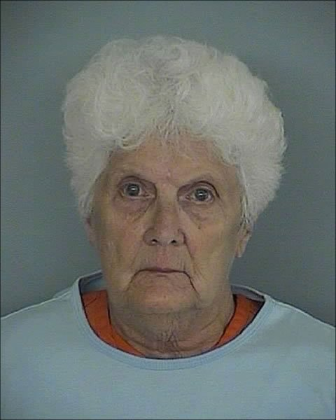 Nettie Luckett (Source: Floyd County Jail)