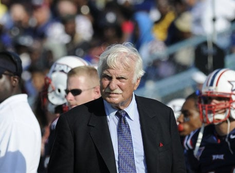 Howard Schnellenberger (Photo courtesy: Florida Atlantic Owls Official Web Site)