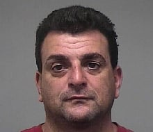 Michael Kinsman (Source: Louisville Metro Corrections)