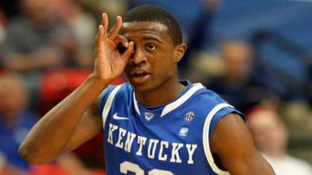 Several NBA scouts say UK guard Doron Lamb has slipped out of the first round for the NBA Draft Thursday night.