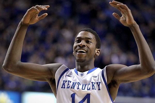 Kentucky's four first-round picks give the Wildcats 10 the last three seasons, double any other program.