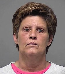 Cheryl M. Payton (Source: Louisville Metro Corrections)