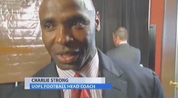 Charlie Strong knows good motivational material when reads it.